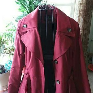 Sleek London Fog Jacket